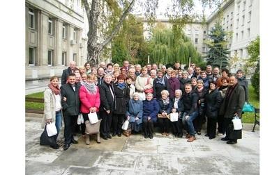 Wizyta w Ministerstwie Rolnictwa i Sejmie RP
