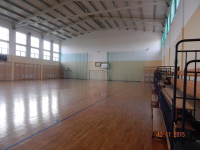 Sala Sportowa przy Gimnazjum w Jabłonnie zaprasza!