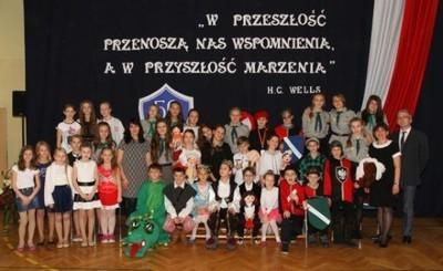 Obchody 50–lecia Szkoły Podstawowej w Piotrkowie