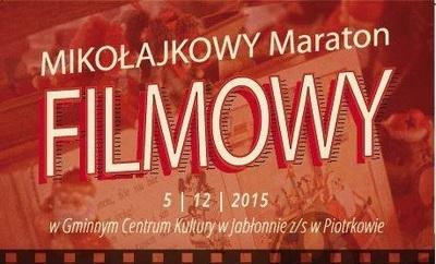 Mikołajkowy Maraton Filmowy