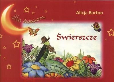 Spotkanie autorskie dla dzieci z Alicją Barton w Bibliotece