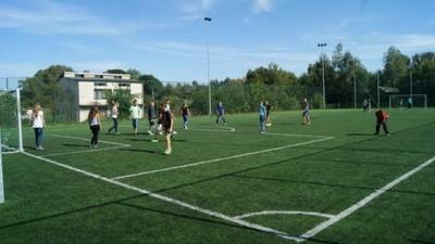 Turniej dla dzieci w piłkę nożną