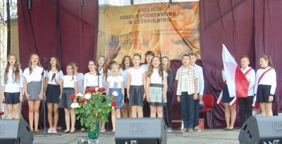 100-letnia Szkoła w Czerniejowie