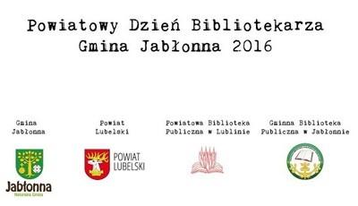 Powiatowy Dzień Bibliotekarza w Gminie Jabłonna