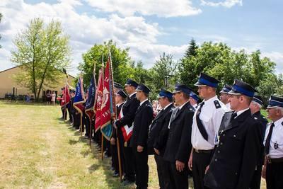 Gminny Dzień Strażaka i 60-lecie OSP w Jabłonnie