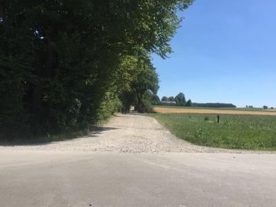 OGŁOSZENIE dot. przebudowy drogi 107187L w Piotrków-Kolonii