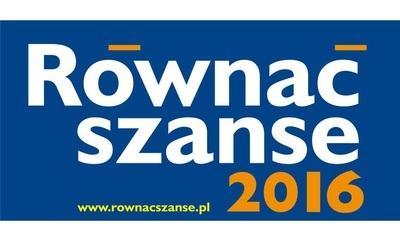RKG Równać Szanse 2016 - nabór wniosków!
