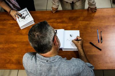 Notatki z Afryki czyli spotkanie autorskie z Marcinem Kydryńskim