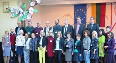 Spotkanie międzynarodowe na Litwie