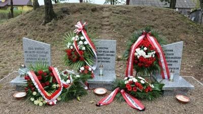 Otwarcie cmentarza w Piotrkowie Drugim