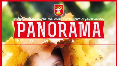Nowy numer Panoramy Powiatu 4/2016