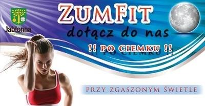 Zajęcia ZumFit - zapraszamy!