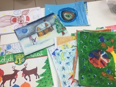 Wybrano bożonarodzeniową kartkę gminy Jabłonna