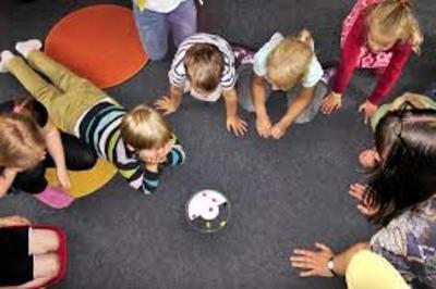 Zajęcia dla rodziców z dziećmi w wieku 0-5 lat - MAMY CZAS