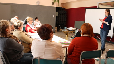 Spotkanie w sprawie zakładania organizacji pozarządowych