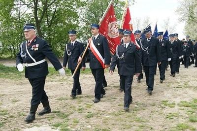 Gminne Święto Strażaka - 6 maja 2017 r.