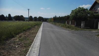 Nowa droga w Tuszowie już gotowa