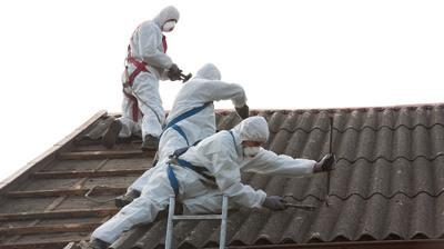 Usuwanie wyrobów zawierających azbest z terenu Gminy Jabłonna - 2017