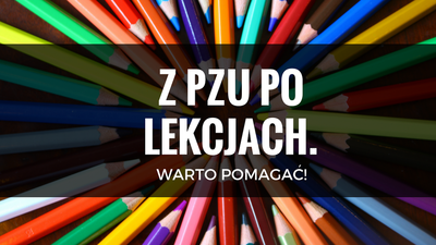 Z PZU po lekcjach w Szkole Podstawowej w Skrzynicach