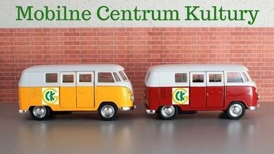 MOBILNE CENTRUM KULTURY - rozkład jazdy na listopad