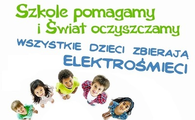 Jesienna zbiórka elektrośmieci w szkołach!