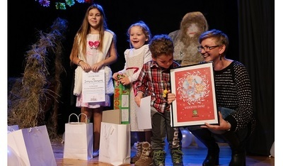 Konkurs na kartkę świąteczną rozstrzygnięty
