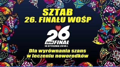 26. Finał Wielkiej Orkiestry Świątecznej Pomocy