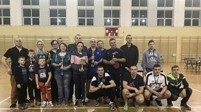 Turniej Tenisa Stołowego o Puchar Wójta Gminy Jabłonna 2018