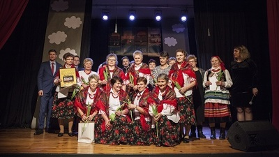 XXXIII Przegląd Zespołów Śpiewaczych KGW z terenu gminy Jabłonna
