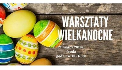 Warsztaty Wielkanocne w Chmielu