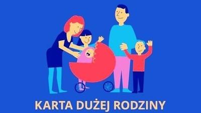 Karta Dużej Rodziny w formie dokumentu elektronicznego