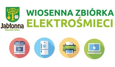 Wiosenna Zbiórka Elektrośmieci 2018