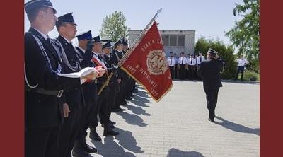 Gminny Dzień Strażaka i jubileusz 90-lecia OSP Piotrków