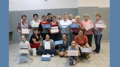"""""""Artyści z Piotrkowa"""" w akcji"""