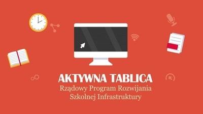 Dotacja dla szkół na tablice interaktywne
