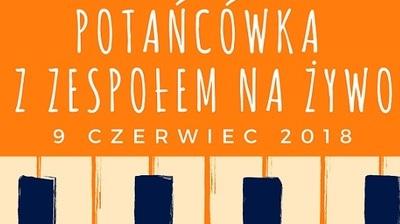 Potańcówka z zespołem na żywo w Czerniejowie