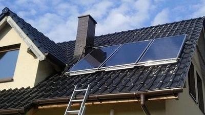 Informacje dotyczące instalacji solarnych – prezentacja