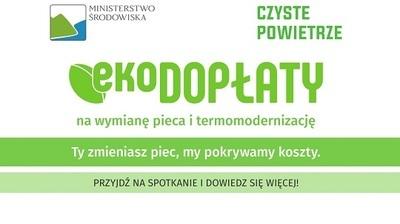 """""""Czyste Powietrze"""" w gminie Jabłonna - spotkanie informacyjne"""