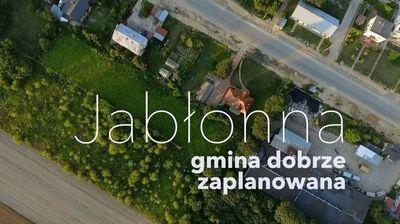 Jabłonna - gmina dobrze zaplanowana