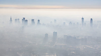Warsztaty na temat smogu