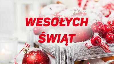 Życzenia z okazji Bożego Narodzenia