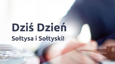 Dziś Dzień Sołtysa i Sołtyski!