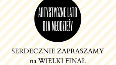 Zapraszamy na finał Artystycznego lata w Centrum Kultury Gminy Jabłonna
