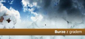 OSTRZEŻENIE  O  BURZACH Z GRADEM 05.06.2013 r.