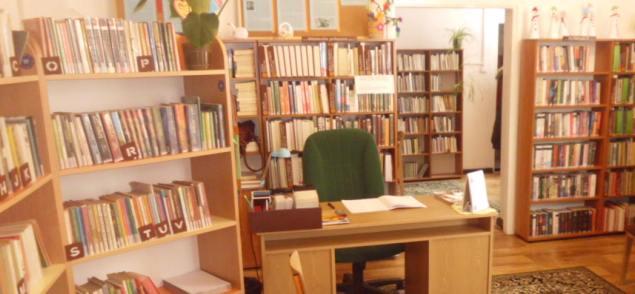 Filia Biblioteczna w Samoklęskach