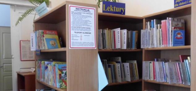 Filia Biblioteczna w Starościnie