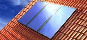 Instalacja kolektorów słonecznych na budynkach mieszkalnych...