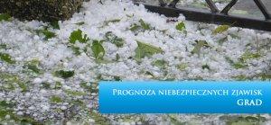 Ostrzeżenie o burzach z gradem z dn. 6 lipca 2015