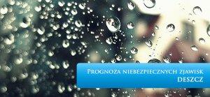 Ostrzeżenie o intensywnych opadach deszczu z dn. 24.09.2015