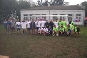 Turniej piłkarski jednostek OSP w Starościnie